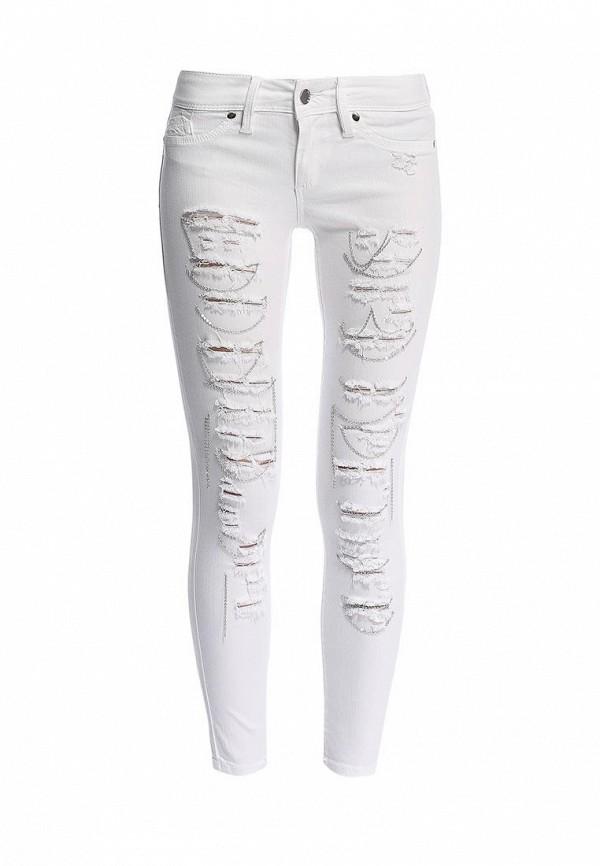 Женские зауженные брюки Bebe (Бебе) 30AW7101Q389: изображение 4