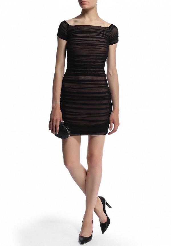 Платье-мини Bebe (Бебе) 70BQW102O790: изображение 3