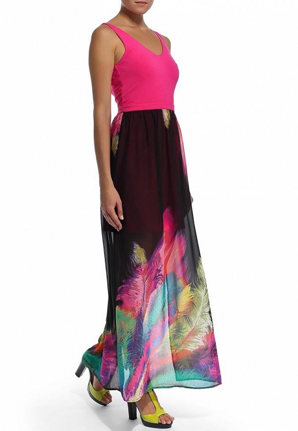 Платье-макси Bebe (Бебе) 70CX4104O450: изображение 3