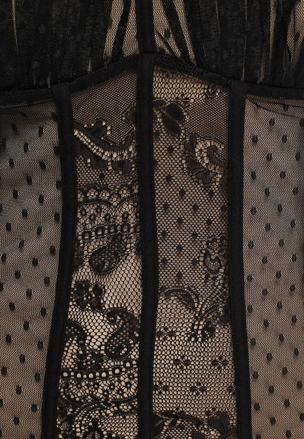 Платье-мини Bebe (Бебе) 70EWZ101L243: изображение 4