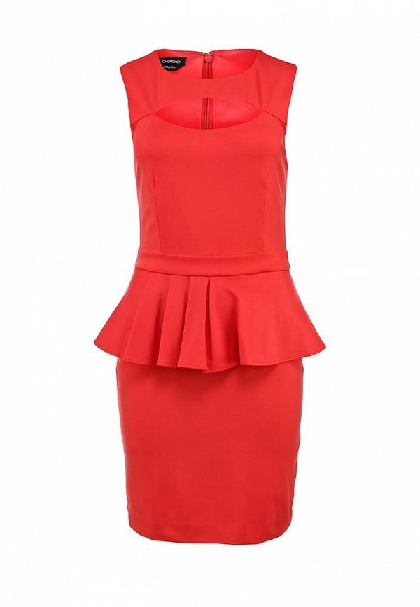 Платье-мини Bebe (Бебе) 70F19101N060: изображение 1