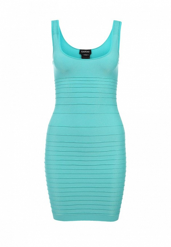 Повседневное платье Bebe (Бебе) S0C4E1010000: изображение 4