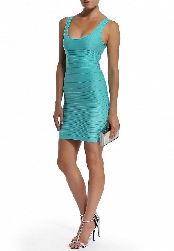 Повседневное платье Bebe (Бебе) S0C4E1010000: изображение 6