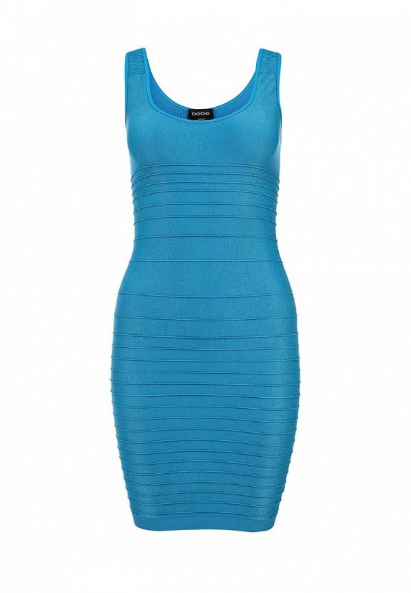 Повседневное платье Bebe (Бебе) S0C4E1010000: изображение 2