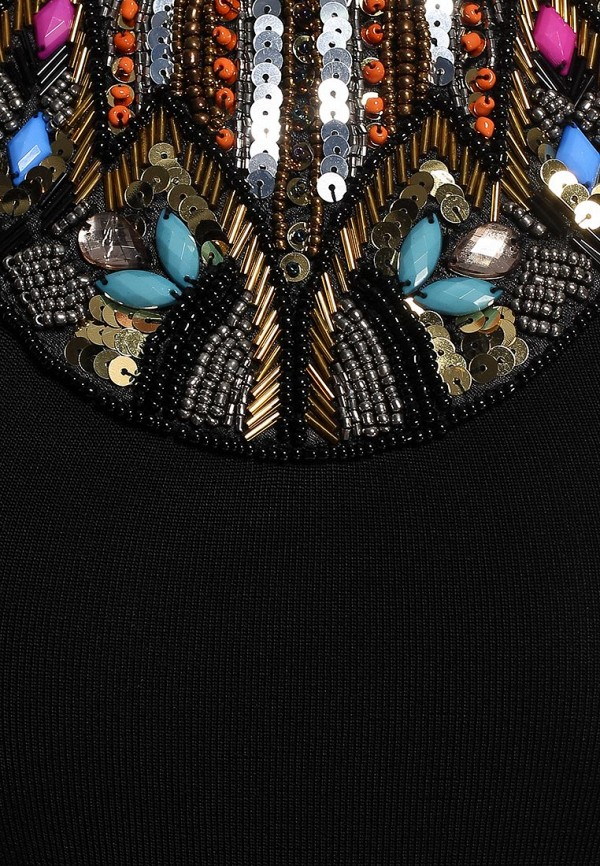 Платье-миди Bebe (Бебе) S0FN51019500: изображение 2