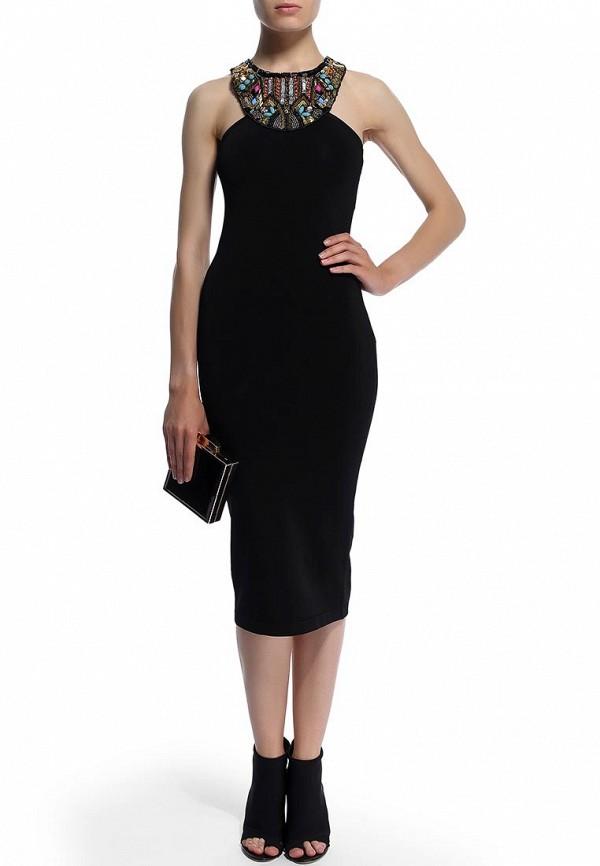 Платье-миди Bebe (Бебе) S0FN51019500: изображение 3