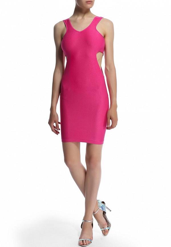 Платье-мини Bebe (Бебе) S0FNG1019600: изображение 6