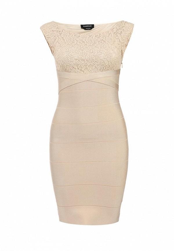 Платье-мини Bebe (Бебе) S0FNY1019500: изображение 2