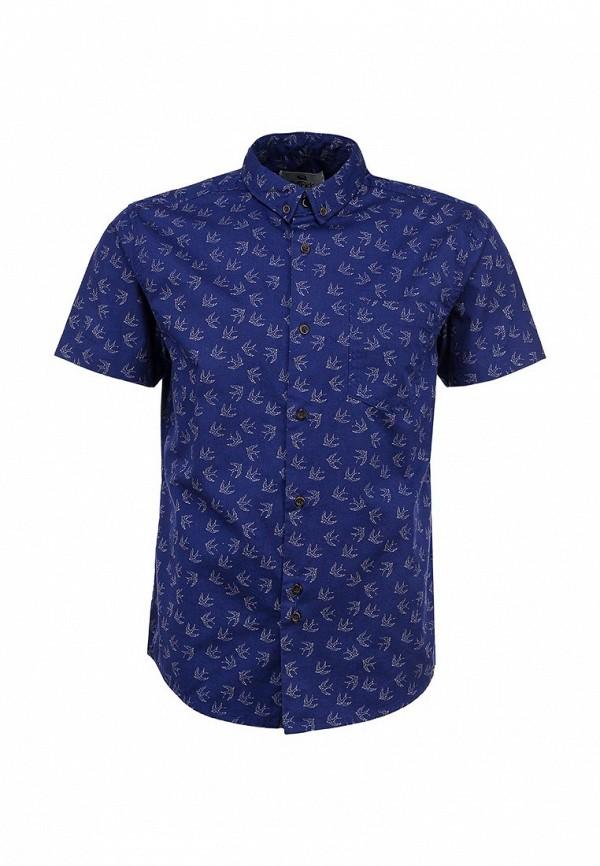Рубашка Bellfield B Moby Blue: изображение 1