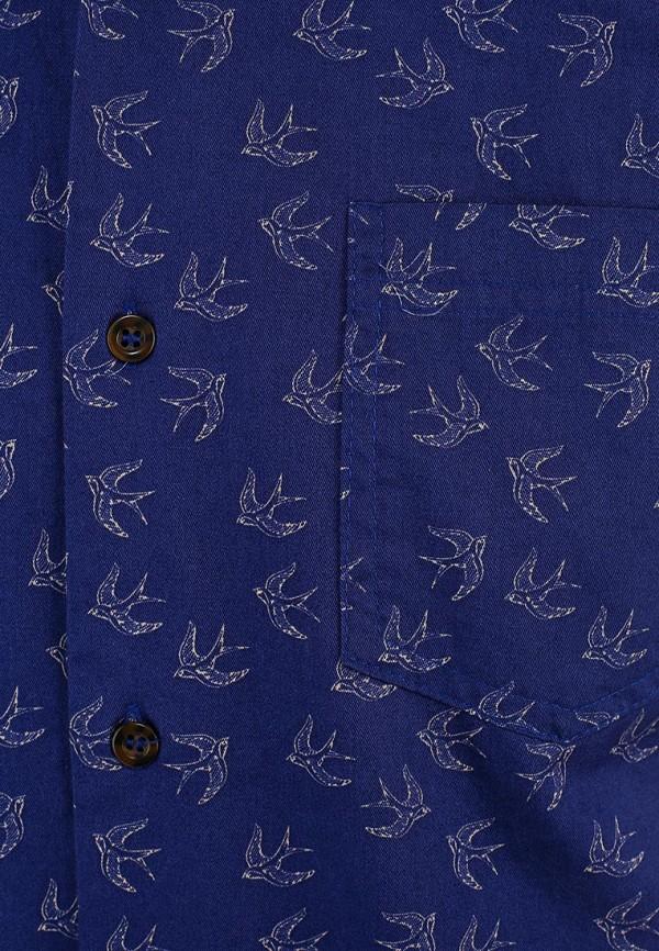 Рубашка Bellfield B Moby Blue: изображение 3