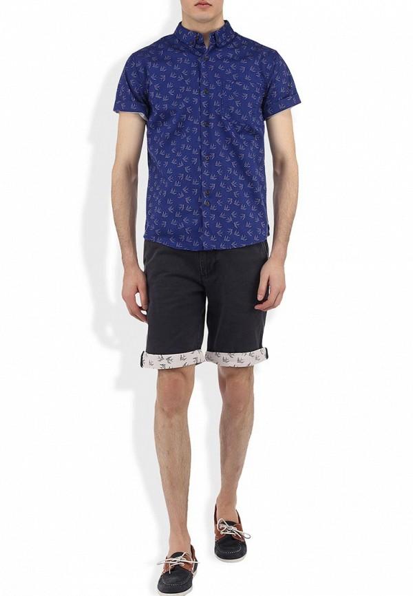 Рубашка Bellfield B Moby Blue: изображение 4