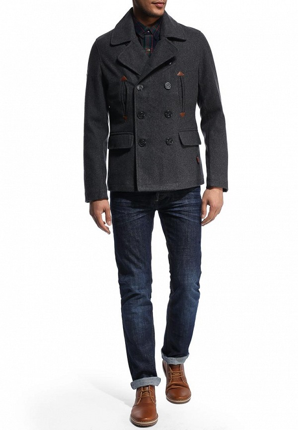 Мужские пальто Bellfield B METTA C: изображение 7
