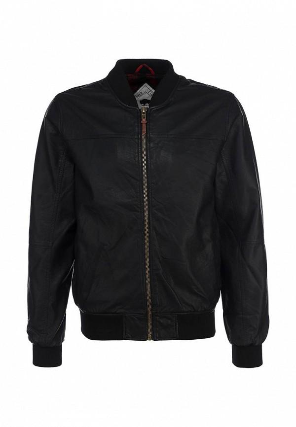 Кожаная куртка Bellfield B REX: изображение 2