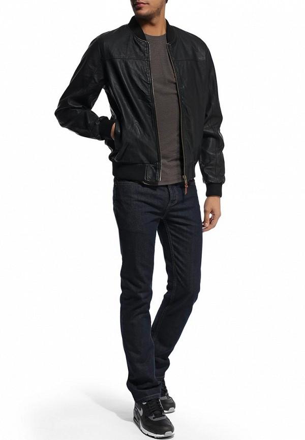 Кожаная куртка Bellfield B REX: изображение 6