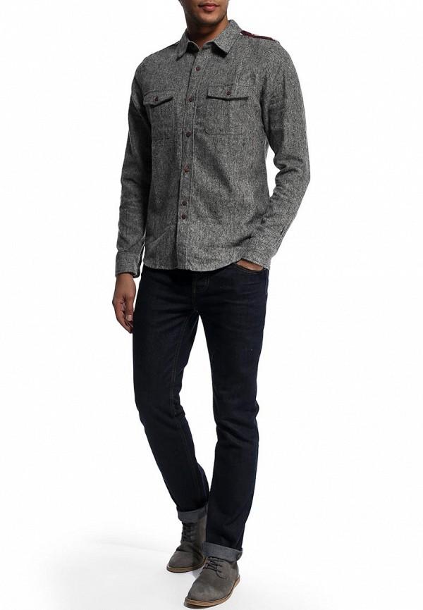 Рубашка с длинным рукавом Bellfield B MINSK: изображение 7