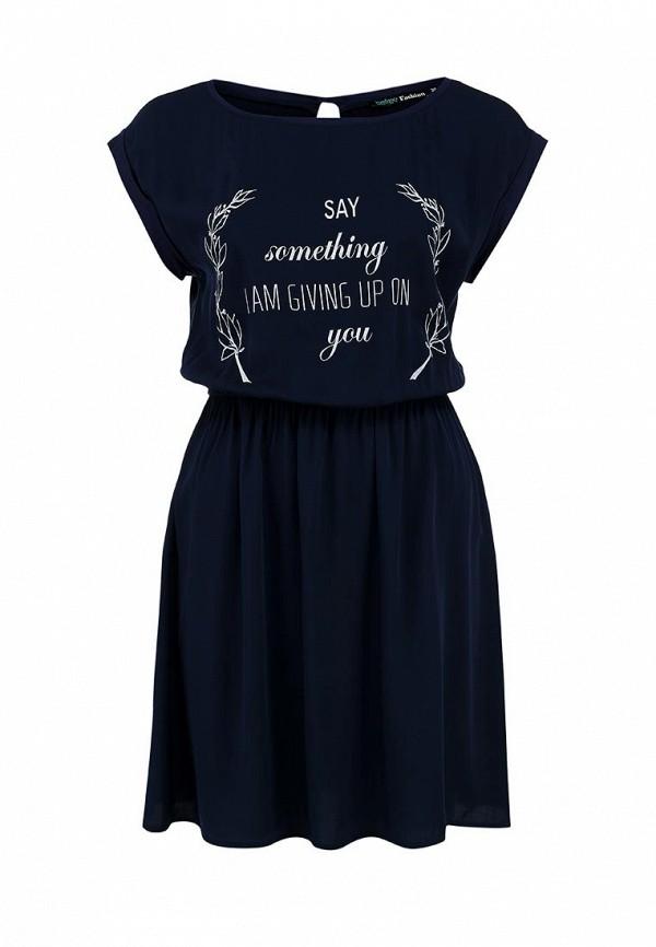 Платье-миди Befree 1431113517: изображение 2