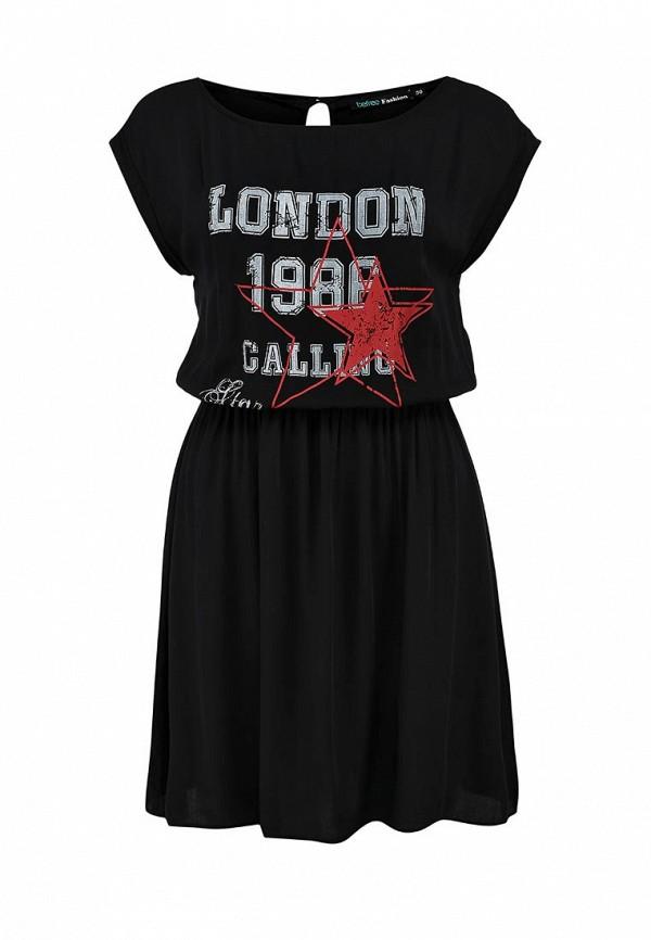 Платье-миди Befree (Бифри) 1431113517: изображение 2