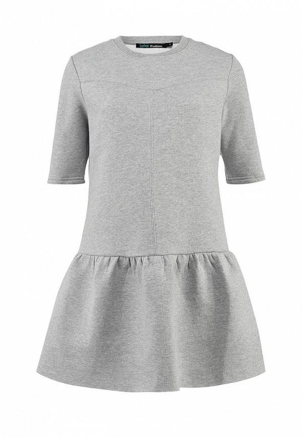 Платье-мини Befree 1431180579: изображение 2
