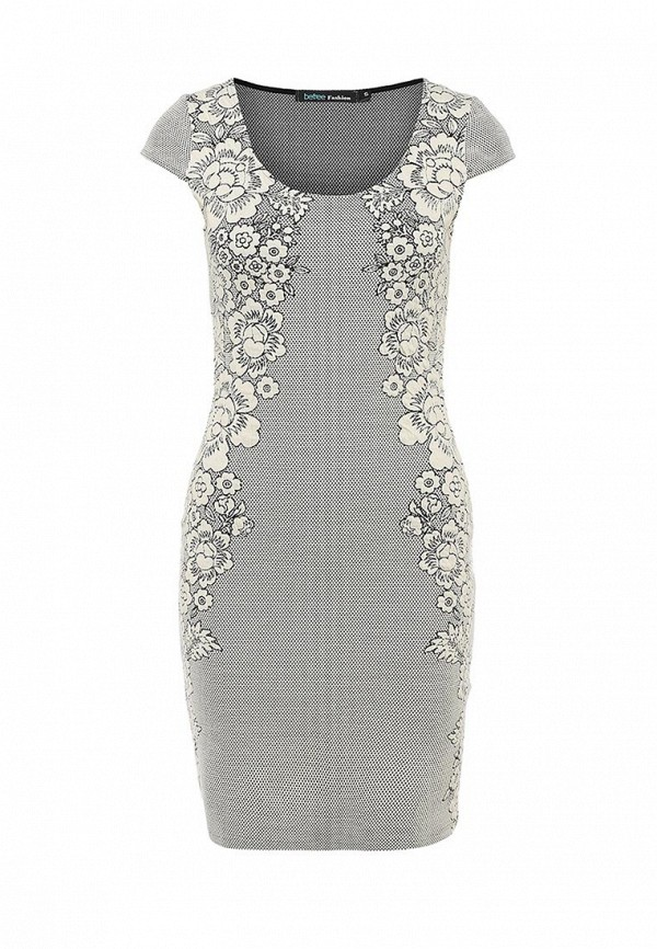 Платье-миди Befree (Бифри) 1431183572: изображение 2