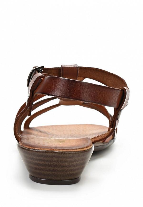 Женские сандалии Benta 6020 VAQUETILLA NUEZ: изображение 2
