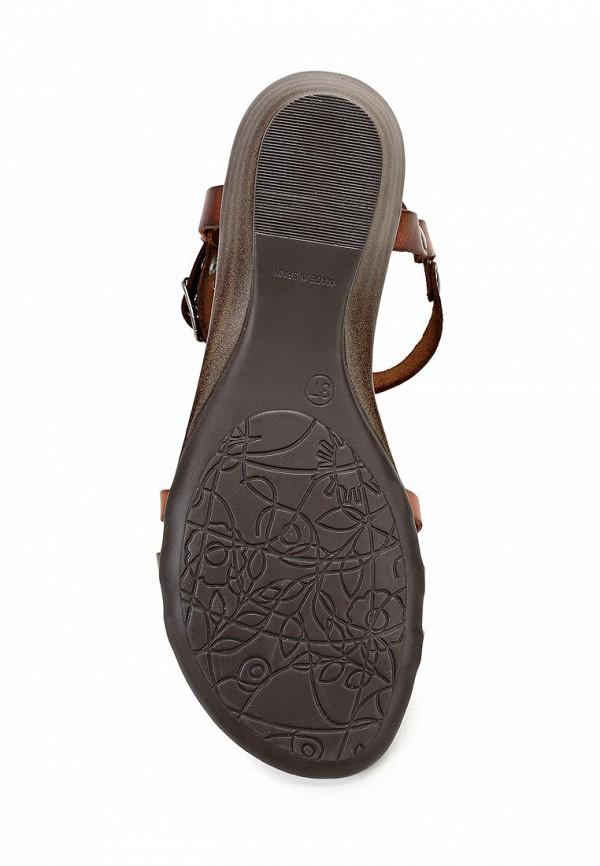 Женские сандалии Benta 6020 VAQUETILLA NUEZ: изображение 3