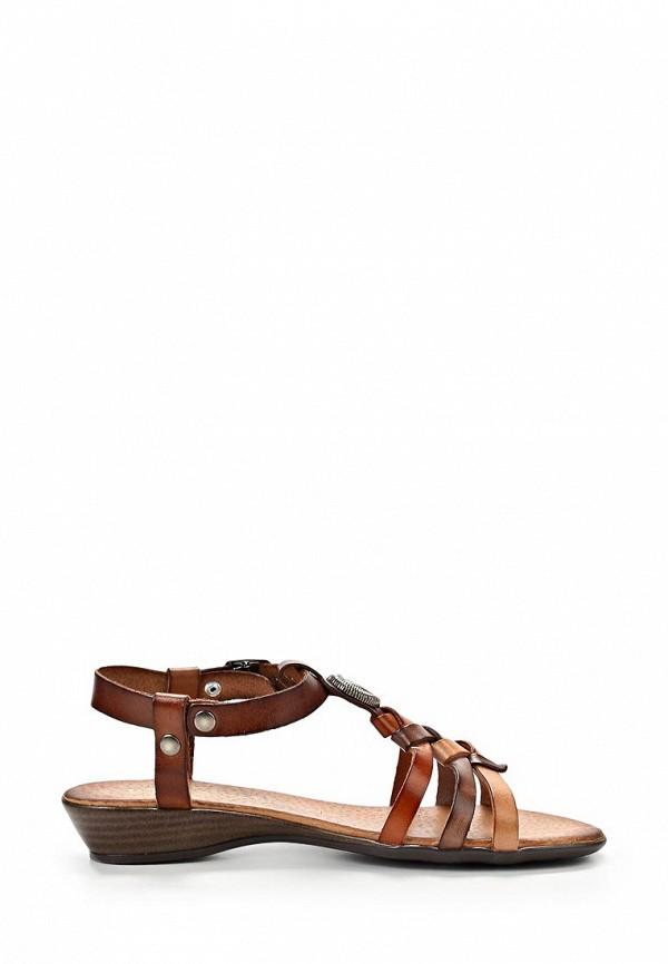 Женские сандалии Benta 6020 VAQUETILLA NUEZ: изображение 5