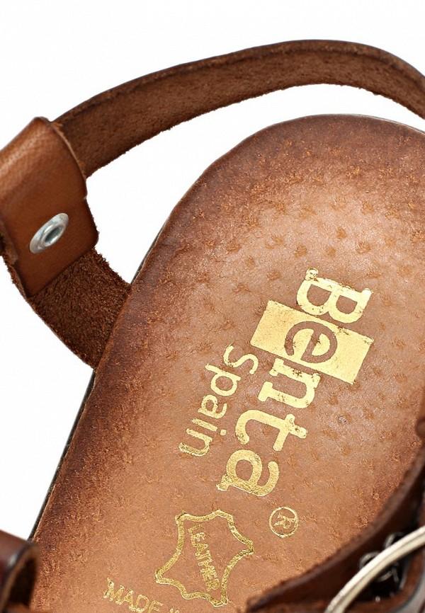 Женские сандалии Benta 6020 VAQUETILLA NUEZ: изображение 7