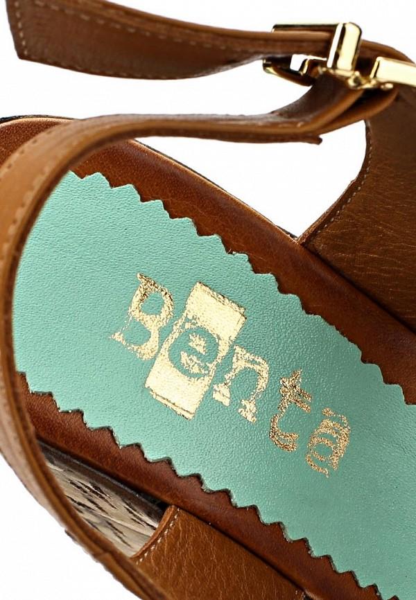 Босоножки на платформе Benta 21048-75: изображение 13