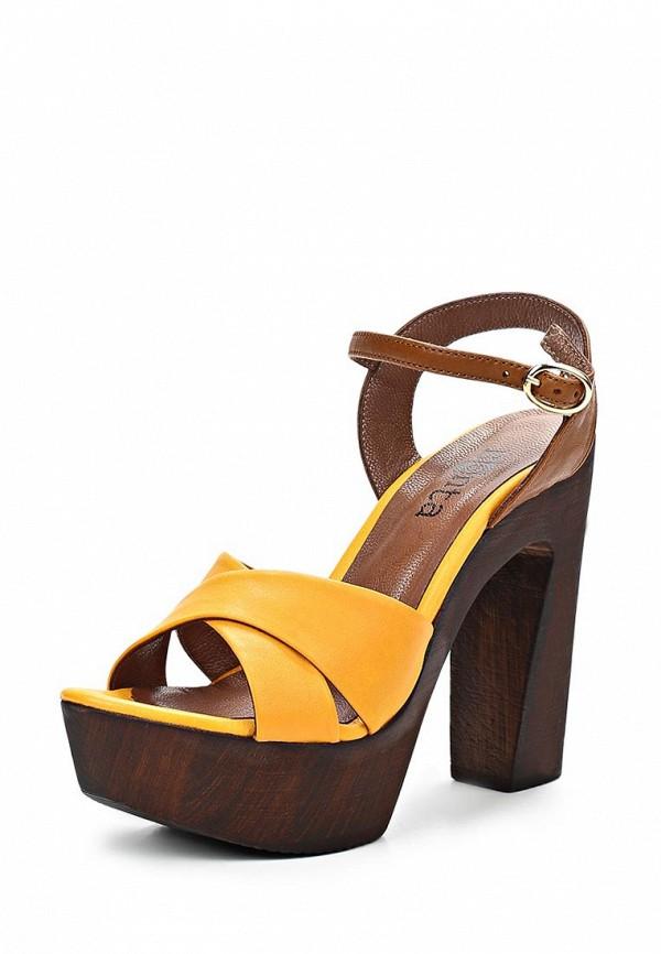 Босоножки на каблуке Benta 21510-26: изображение 2