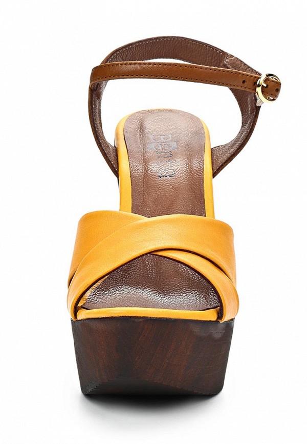 Босоножки на каблуке Benta 21510-26: изображение 7