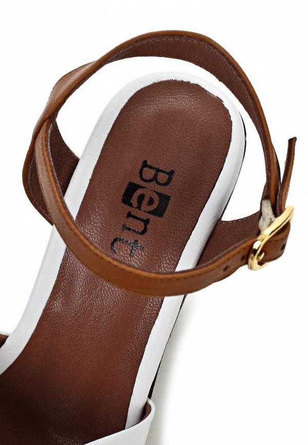 Босоножки на каблуке Benta 21510-6: изображение 7
