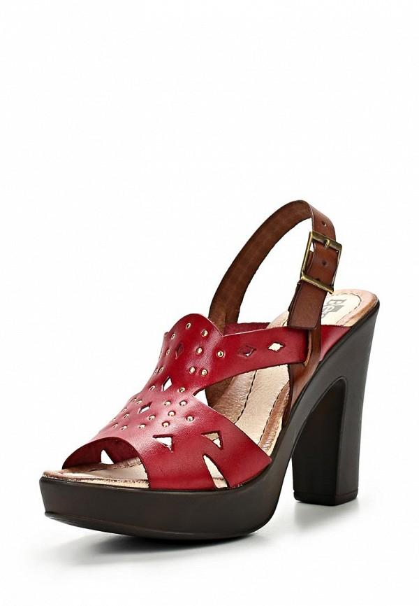 Босоножки на каблуке Benta 1115-91: изображение 2