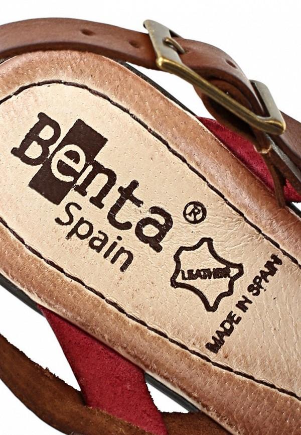 Босоножки на каблуке Benta 1115-91: изображение 13