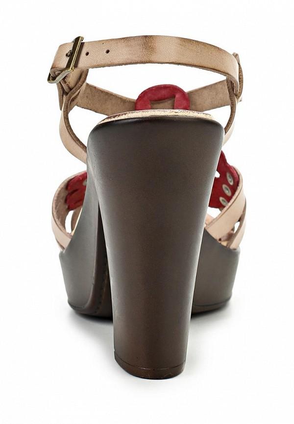 Босоножки на каблуке Benta 1142-91: изображение 2