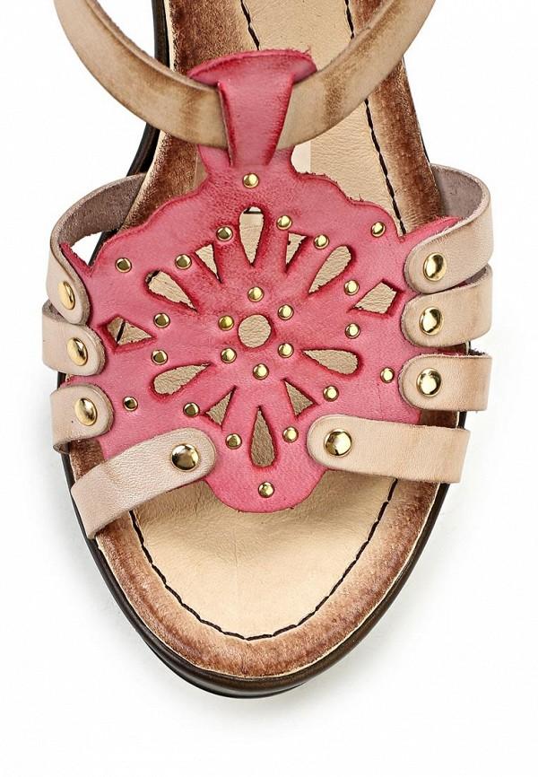 Босоножки на каблуке Benta 1142-91: изображение 6