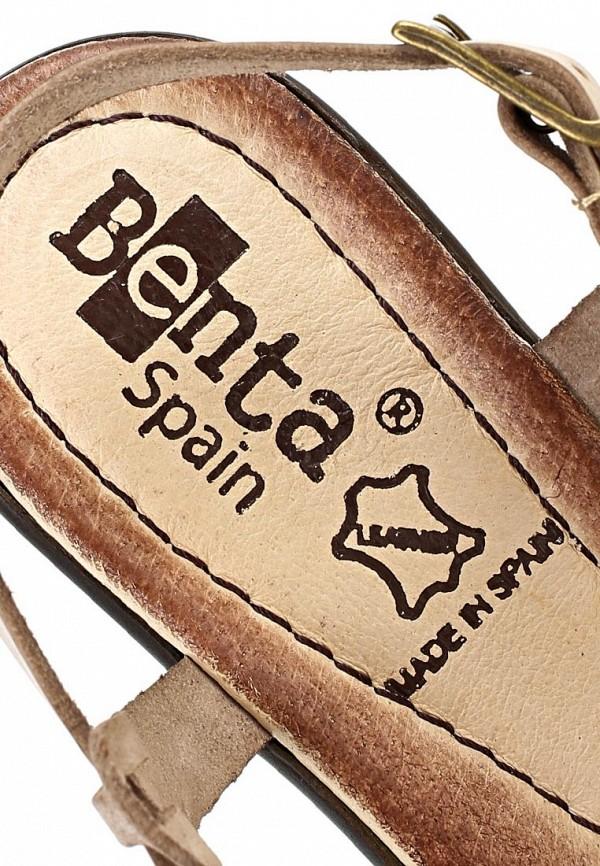 Босоножки на каблуке Benta 1142-91: изображение 7