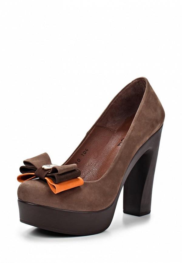 Туфли на каблуке Benta 19010-104: изображение 1