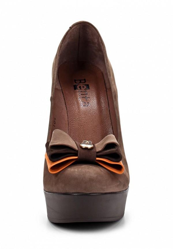 Туфли на каблуке Benta 19010-104: изображение 4