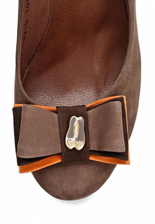 Туфли на каблуке Benta 19010-104: изображение 6
