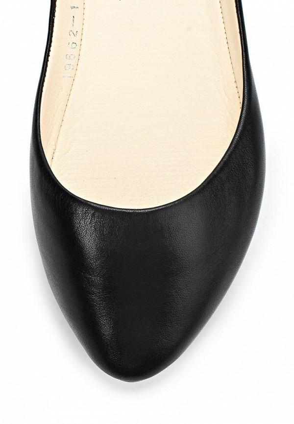 Туфли на плоской подошве Benta 19662-1: изображение 6