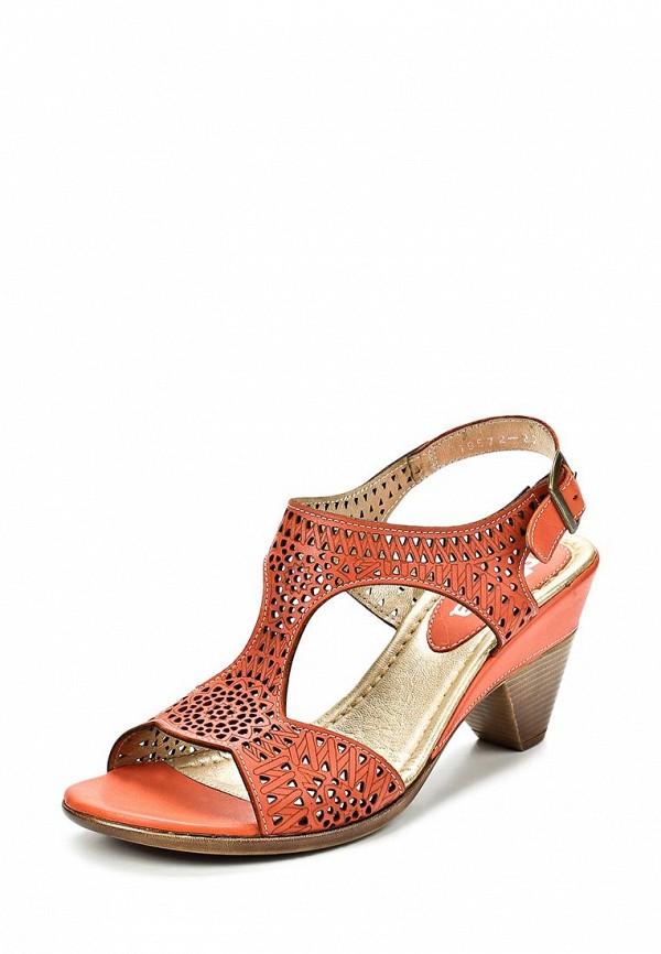 Босоножки на каблуке Benta 19572-22: изображение 2