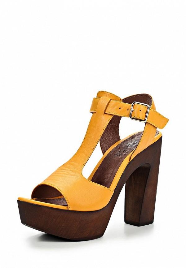 Босоножки на каблуке Benta 21508-26: изображение 2
