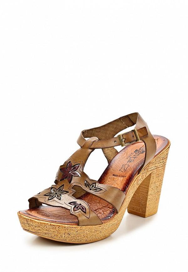 Босоножки на каблуке Benta 1014: изображение 2
