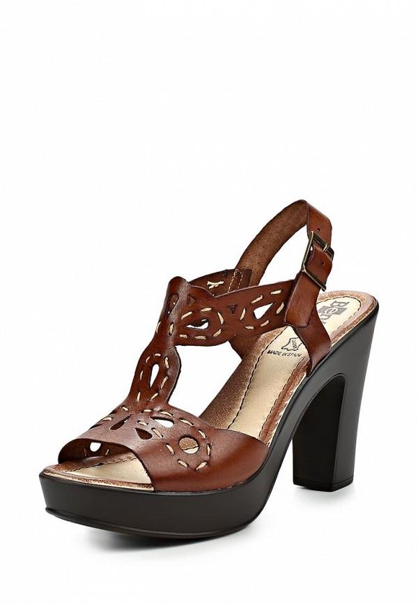 Босоножки на каблуке Benta 1125-2: изображение 2