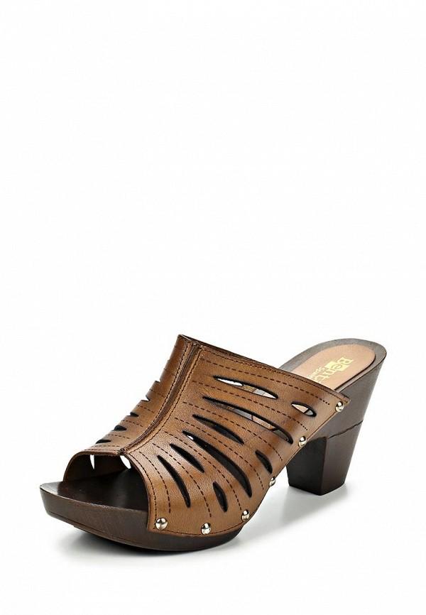 Женские сабо на каблуке Benta 2503: изображение 7
