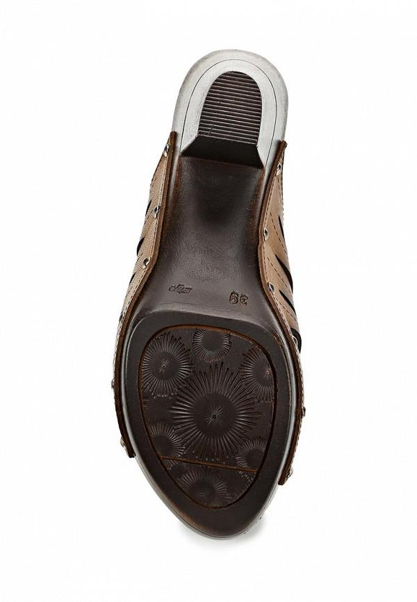 Женские сабо на каблуке Benta 2503: изображение 8