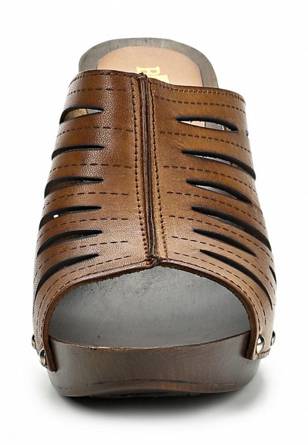 Женские сабо на каблуке Benta 2503: изображение 9