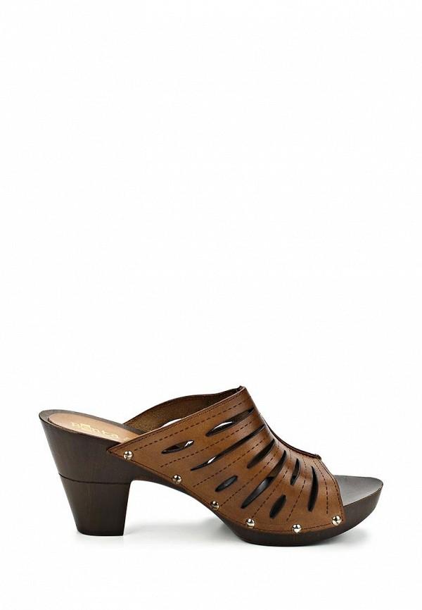 Женские сабо на каблуке Benta 2503: изображение 10