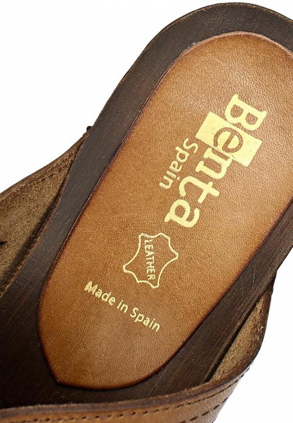 Женские сабо на каблуке Benta 2503: изображение 12