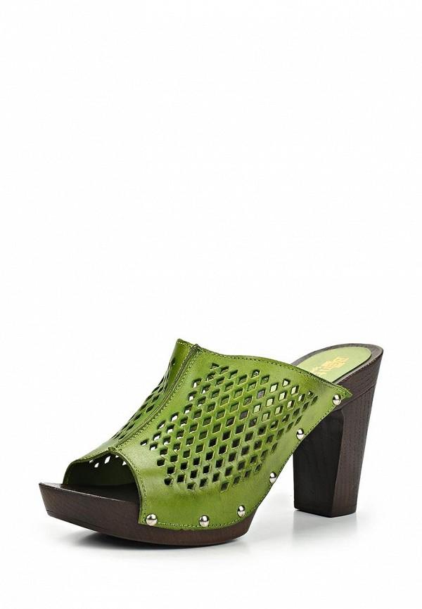Женские сабо на каблуке Benta 3001: изображение 1